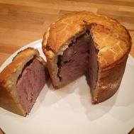 Hand Raised Pork Pie