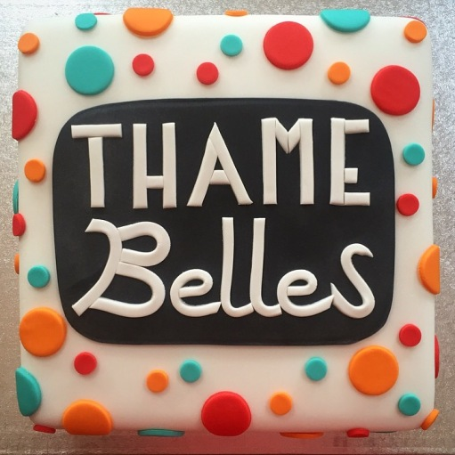 Thame Belles WI Cake